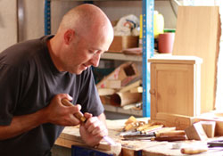 Roger Howard - Cabinet Maker York UK